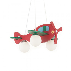 Ideal Lux - Fun - Avion-2 SP3 - Lampada a sospensione
