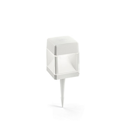 Ideal Lux - Garden - Elisa PT1 Small - Lampada da terra - Bianco - LS-IL-187907