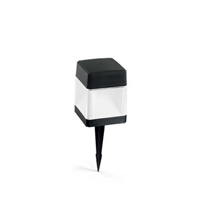 Ideal Lux - Garden - Elisa PT1 Small - Lampada da terra - Nero - LS-IL-187921