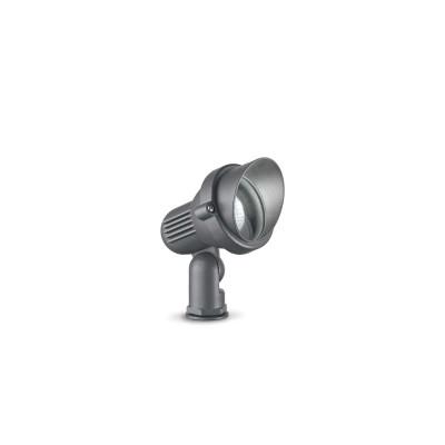 Ideal Lux - Garden - TERRA PT1 SMALL - Luci da giardino - Antracite - LS-IL-033037