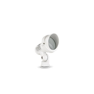 Ideal Lux - Garden - TERRA PT1 SMALL - Luci da giardino - Bianco - LS-IL-106205