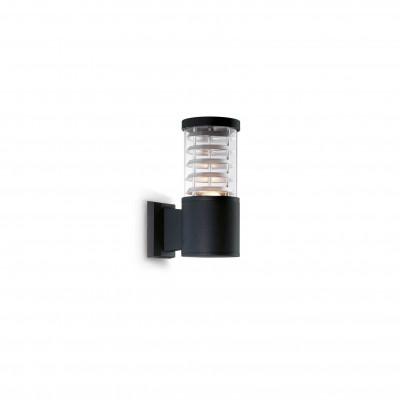 Ideal Lux - Garden - TRONCO AP1 - Applique da giardino  - Nero - LS-IL-004716