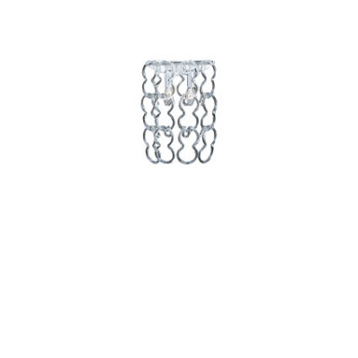 Ideal Lux - Glass - ALBA AP2 - Applique - Cromo - LS-IL-020372