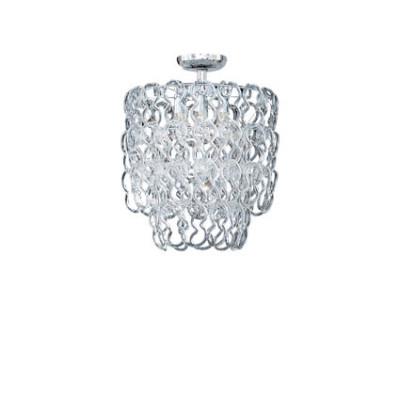 Ideal Lux - Glass - ALBA PL7 - Plafoniera - Cromo - LS-IL-025490