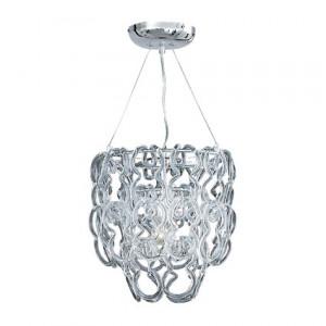 Ideal Lux - Glass - ALBA SP1 - Lampada a sospensione
