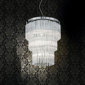 Ideal Lux - Glass - ELEGANT SP12 - Lampada a sospensione