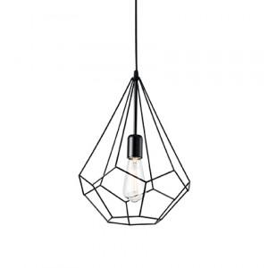 Ideal Lux - Industrial - Ampolla-3 SP1 - Lampada a sospensione
