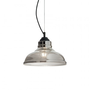 Ideal Lux - Industrial - Bistro SP1 Plate - Lampada a sospensione