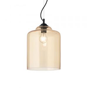 Ideal Lux - Industrial - Bistro SP1 Square - Lampada a sospensione