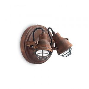Ideal Lux - Industrial - Bob Mini AP2 - Lampada da parete