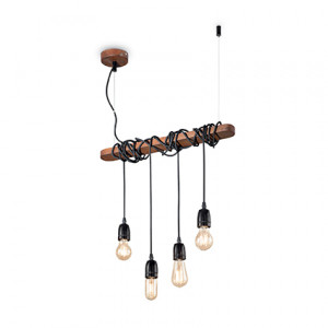 Ideal Lux - Industrial - Electric SP4 - Lampada a sospensione