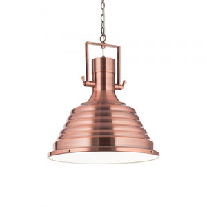 Ideal Lux - Industrial - Fisherman SP1 D48 - Lampada a sospensione