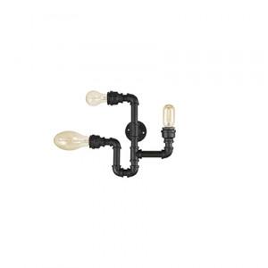 Ideal Lux - Industrial - Plumber AP3 - Lampada da parete