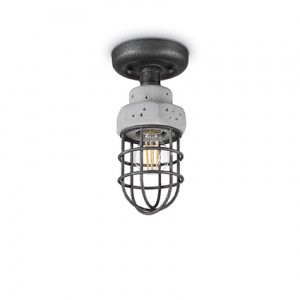 Ideal Lux - Industrial - Tnt PL1 - Lampada da soffitto