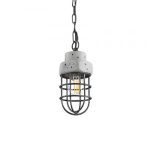 Ideal Lux - Industrial - Tnt SP1 - Lampada a sospensione