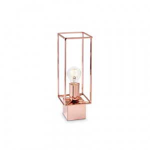 Ideal Lux - Industrial - Volt TL1 - Lampada da tavolo