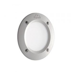 Ideal Lux - Leti - Leti Round FI1 - Lampada circolare da incasso in resina