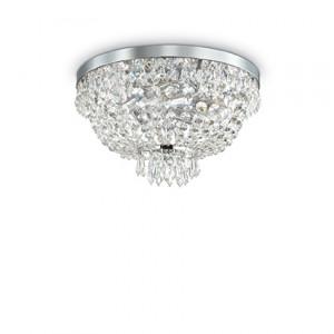 Ideal Lux - Luxury - Caesar PL5 - Lampada da soffitto