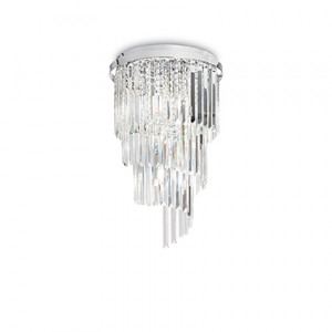 Ideal Lux - Luxury - Carlton PL8 - Lampada da soffitto