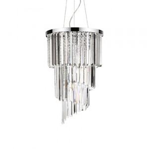 Ideal Lux - Luxury - Carlton SP8 - Lampada a sospensione