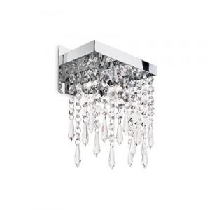 Ideal Lux - Luxury - Giada Clear AP2 - Lampada da parete