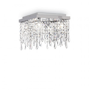 Ideal Lux - Luxury - Giada Clear Pl4 - Lampada da soffitto