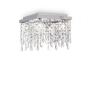 Ideal Lux - Luxury - Giada Clear Pl4 - Lampada da soffitto