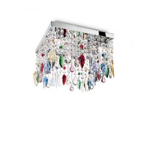 Ideal Lux - Luxury - Giada Color Pl4 - Lampada da soffitto