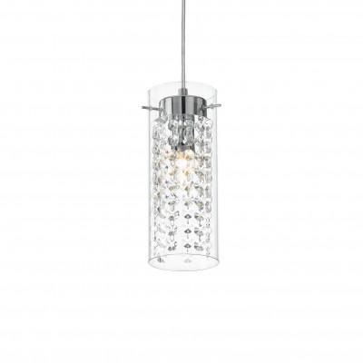 Ideal Lux - Luxury - IGUAZU' SP1 - Lampada a sospensione - Cromo - LS-IL-052359