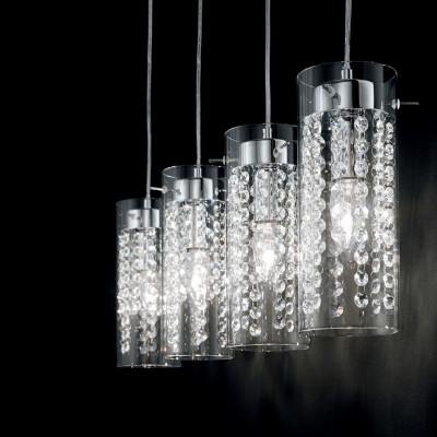 Ideal Lux - Luxury - IGUAZU' SP4 - Lampada a sospensione