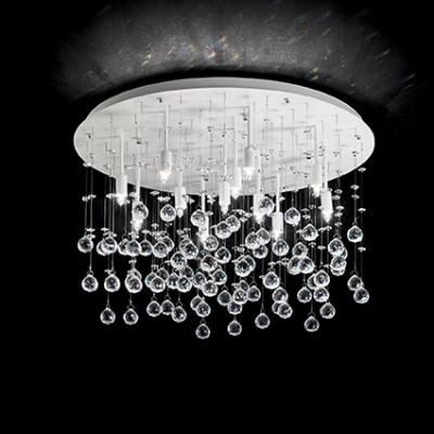 Ideal Lux - Luxury - MOONLIGHT PL12 - Lampada a soffitto - Bianco - LS-IL-164298