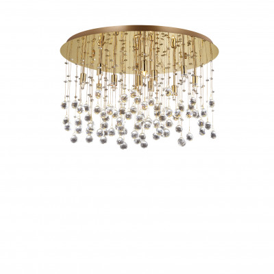 Ideal Lux - Luxury - MOONLIGHT PL12 - Lampada a soffitto - Oro - LS-IL-082783