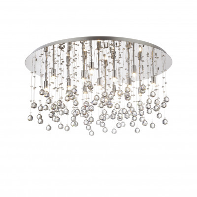 Ideal Lux - Luxury - MOONLIGHT PL15 - Lampada a soffitto - Cromo - LS-IL-077819