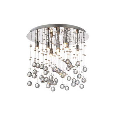 Ideal Lux - Luxury - MOONLIGHT PL8 - Lampada a soffitto