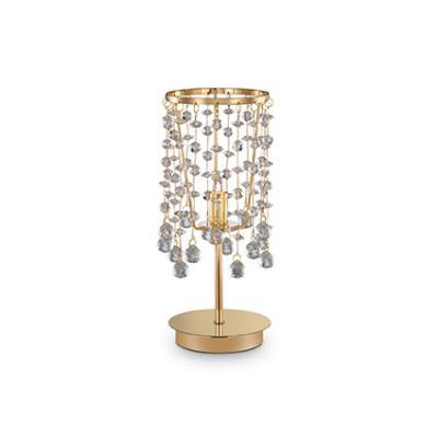 Ideal Lux - Luxury - MOONLIGHT TL1 - Lampada da tavolo - Oro - LS-IL-082806
