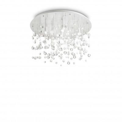 Ideal Lux - Luxury - NEVE PL12 - Plafoniera - Bianco - LS-IL-101187