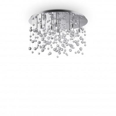 Ideal Lux - Luxury - NEVE PL12 - Plafoniera - Cromo - LS-IL-022239
