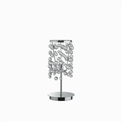 Ideal Lux - Luxury - NEVE TL1 - Lampada da tavolo - Bianco - LS-IL-106038