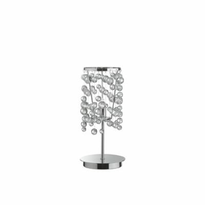Ideal Lux - Luxury - NEVE TL1 - Lampada da tavolo - Cromo - LS-IL-033945