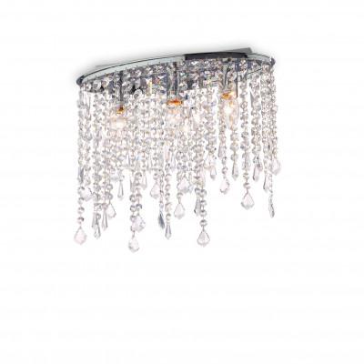 Ideal Lux - Luxury - RAIN PL3 - Lampada da soffitto - Cromo - LS-IL-008370