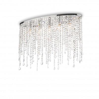 Ideal Lux - Luxury - RAIN PL5 - Lampada da soffitto - Cromo - LS-IL-008455