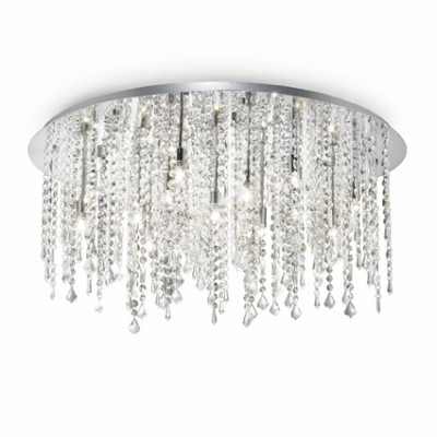 Ideal Lux - Luxury - ROYAL PL15 - Lampada a soffitto - Cromo - LS-IL-053011