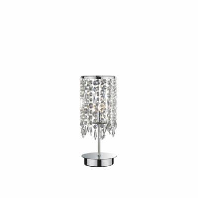 Ideal Lux - Luxury - ROYAL TL1 - Lampada da tavolo - Cromo - LS-IL-053028