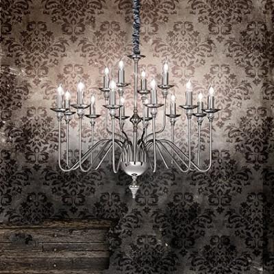 Ideal Lux - Middle Ages - ARTU' SP8 - Lampada a sospensione