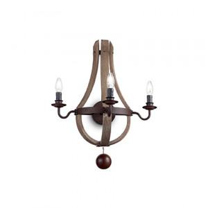 Ideal Lux - Middle Ages - Millennium AP3 - Lampada da parete