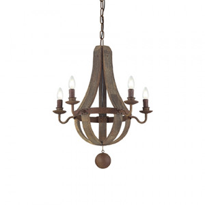 Ideal Lux - Middle Ages - Millennium SP5 - Lampada a sospensione
