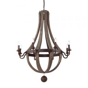 Ideal Lux - Middle Ages - Millennium SP8 - Lampada a sospensione