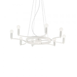 Ideal Lux - Middle Ages - SPace SP8 - Lampada a sospensione