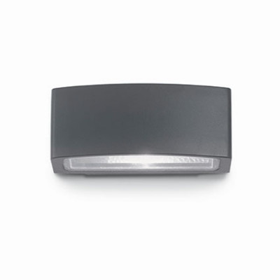 Ideal Lux - Minimal - ANDROMEDA AP1 - Applique - Antracite - LS-IL-061580