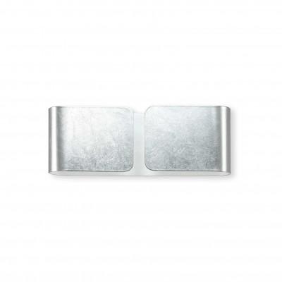 Ideal Lux - Minimal - CLIP AP2 MINI - Applique - Argento - LS-IL-091136